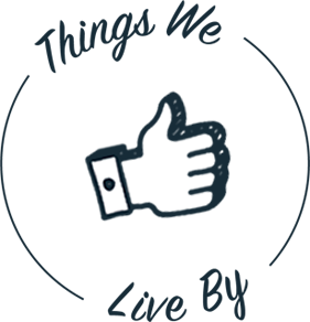 things we live by icon