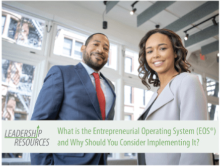 What is the Entrepreneurial Operating System?