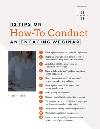 How To Conduct An Engaging Webinar